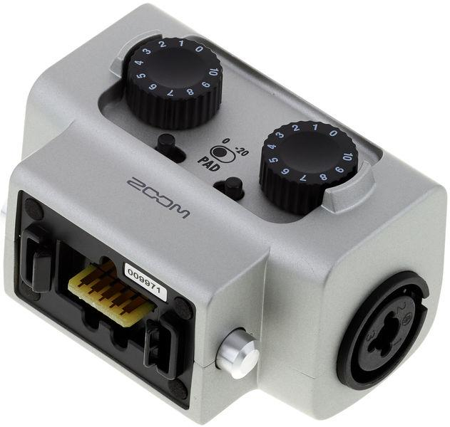 Zoom EXH-6 XLR/TRS капсуль для Zoom H5,H6 - фото 1