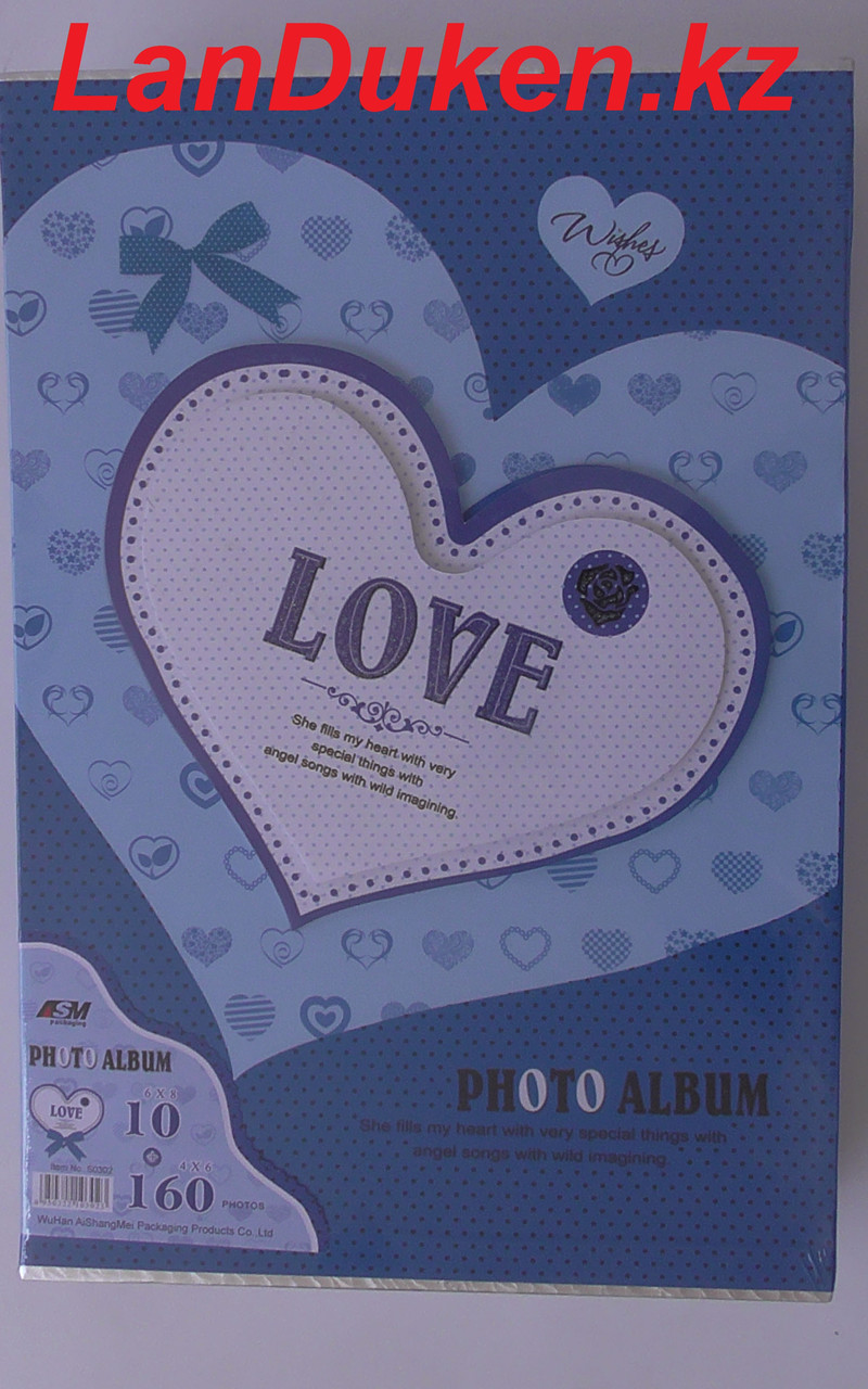 "Фотоальбом  ""LOVE"" 170 фото"