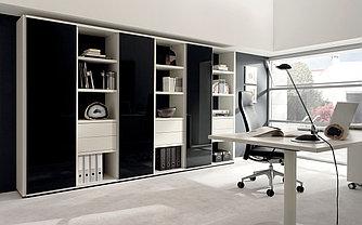 Офисный шкаф для документов и одежды