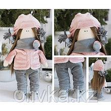 Интерьерная кукла «Лара», набор для шитья, 22.4 × 5.2 × 15.6 см