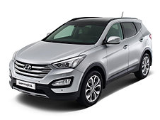 Hyundai Santa Fe (2012-2016)