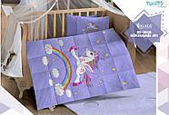 3 D Комплект для детского  постельного белья, фото 5