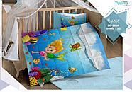 3 D Комплект для детского  постельного белья, фото 6