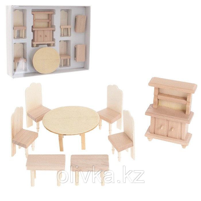 Набор мебели для кукол, МИКС 4 вида - фото 1