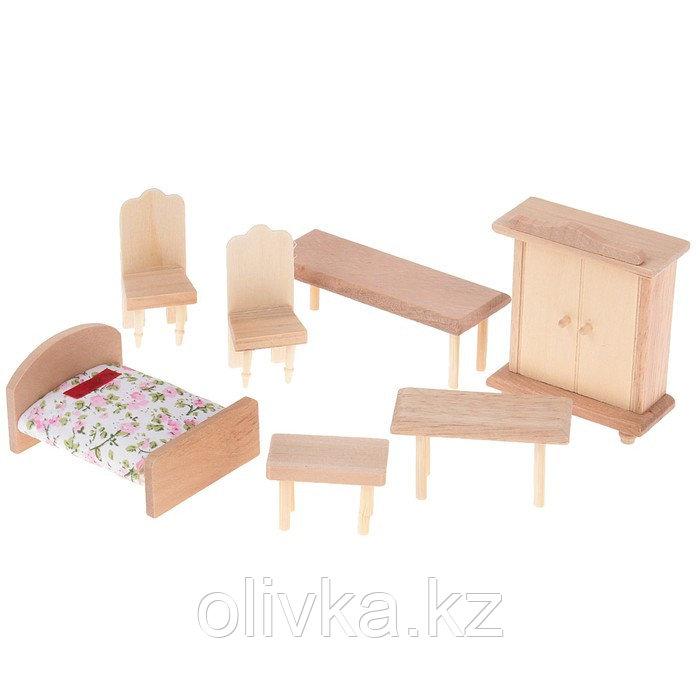 Набор мебели для кукол, МИКС 4 вида - фото 2