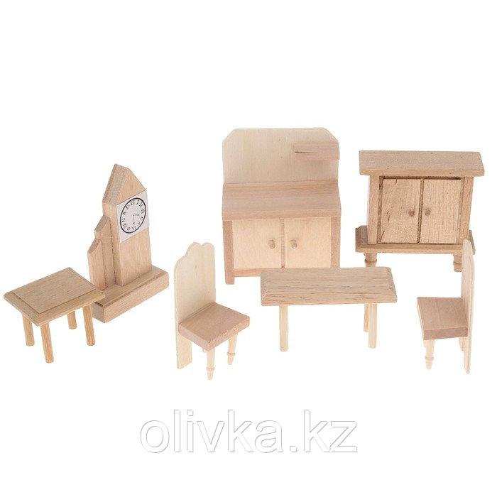 Набор мебели для кукол, МИКС 4 вида - фото 3