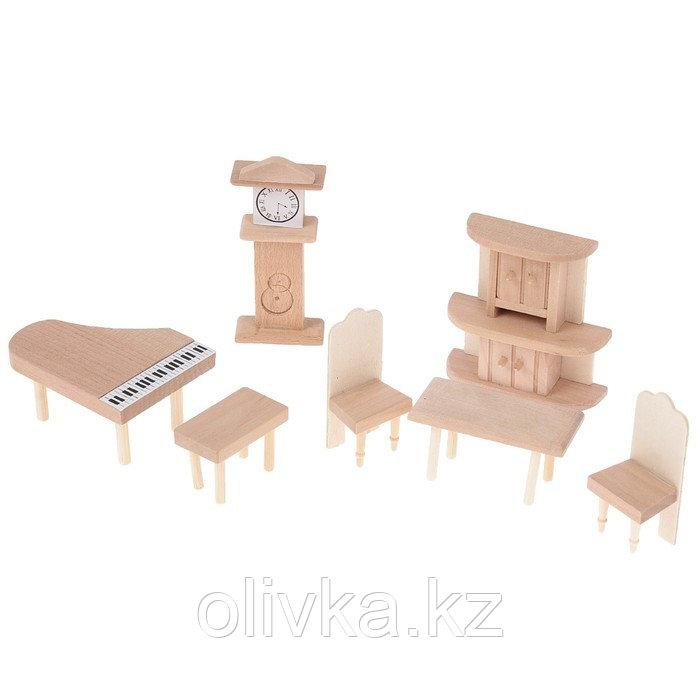 Набор мебели для кукол, МИКС 4 вида - фото 4