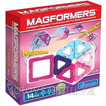 Магнитный конструктор Magformers Pastelle 14 (14 деталей)