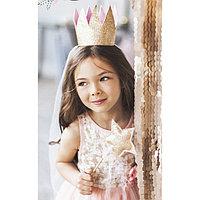 Набор принцессы «Роскошь золота», набор для шитья, 12 × 16 × 2 см