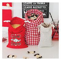 Мешочки для круп с переводками «Любимая кухня», набор для шитья