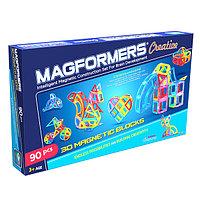 Магнитный конструктор Magformers Creative 90 (90 деталей)