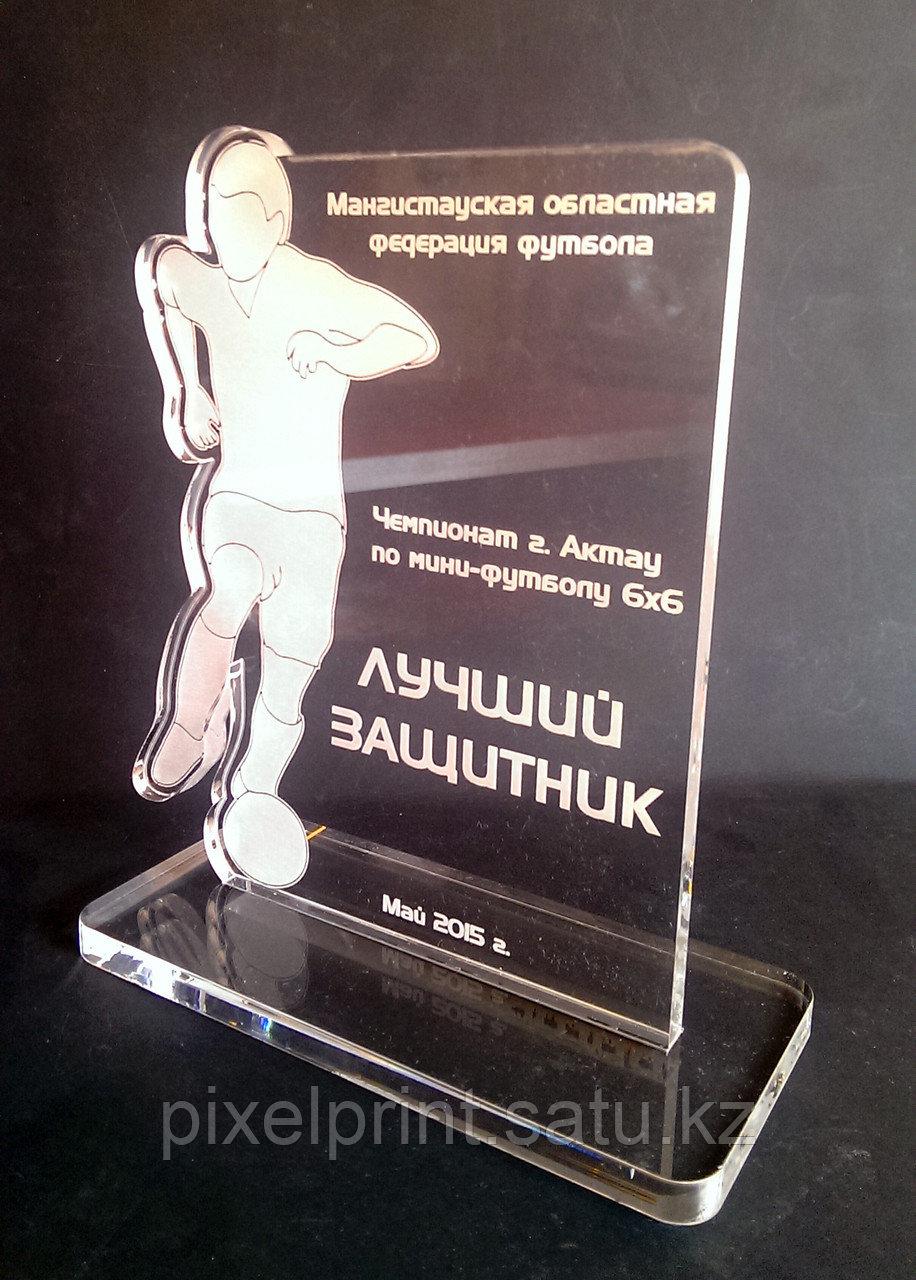 "Спортивная награда ""Футбол"""