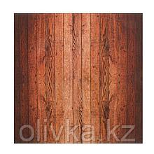 Фотофон «Дерево тёмное», 45 × 45 см, переплётный картон, 980 г/м