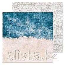 Фотофон двусторонний «Штукатурка», 45 × 45 см, переплётный картон, 980 г/м