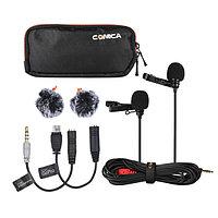 Петличный микрофон Commlite Comica CVM-D02