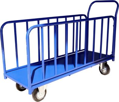 Тележка платформенная для перевозки длинных грузов ДЛ (450 х1300) (Арт. 2211-T)