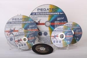 Диск Pegatec отрезной универсальный 115х1,6х22