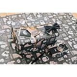 Бумага упаковочная крафтовая «Лучшему во всем», 70 × 100 см, фото 4