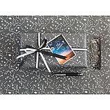 Бумага упаковочная крафтовая «Космос», 70 × 100 см, фото 3