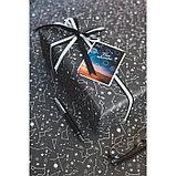 Бумага упаковочная крафтовая «Космос», 70 × 100 см, фото 4
