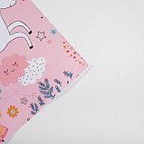 Бумага крафтовая «Для принцессы», 70 × 100 см, фото 3