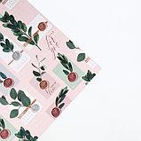 Бумага крафтовая «Сургучные печати», 70 × 100 см, фото 3