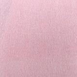 Бумага гофрированная светло-персиковая (камелия), 0,5 х 2,5 м, фото 2