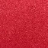 Бумага гофрированная красная, 0,5 х 2,5 м, фото 2