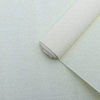Бумага гофрированная лимонно-кремовая, 0,5 х 2,5 м