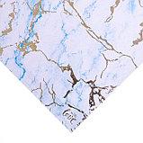 Бумага для скрапбукинга с фольгированием «С любовью», 15.5 × 15.5 см, 250 г/м, фото 2