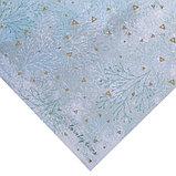 Бумага для скрапбукинга с фольгированием «Прекрасное время», 15.5 × 15.5 см, 250 г/м, фото 2