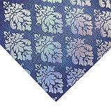 Бумага для скрапбукинга с фольгированием «Вензеля», 15.5 × 17 см, 250 г/м, фото 2