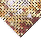 Бумага для скрапбукинга с фольгированием «Диско», 15.5 × 17 см, 250 г/м, фото 2