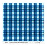Бумага для скрапбукинга Hard men, 30.5 × 30.5 см, 180 г/м, фото 3