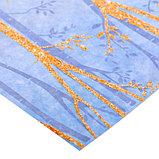 Бумага для скрапбукинга с блёстками «Сказочный лес», 30,5 х 30,5 см, 180 г/м, фото 2