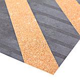 Бумага для скрапбукинга с блёстками «Золотые лучики», 30,5 х 30,5 см, 180 г/м, фото 2
