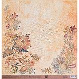 Бумага для скрапбукинга «Винтаж», 30.5 × 32 см, 190 гм, фото 3