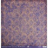 Бумага для скрапбукинга «Тайная комната», 30.5 × 32 см, 180 гм, фото 3