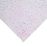 Бумага для скрапбукинга с голографическим фольгированием «Люби», 30.5 × 32 см, 250 г/м, фото 2