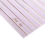 Бумага для скрапбукинга с фольгированием «Каждый день неповторим», 30.5 × 30.5 см, 250 г/м, фото 2