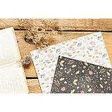 Бумага для скрапбукинга с фольгированием «Любимая осень», 30.5 × 30.5 см, 250 г/м, фото 3