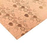 Бумага жемчужная с фольгированием «Лучший день», 30.5 × 30.5 см, фото 2