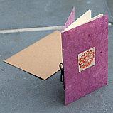 Бумага тутовая, HANJI, «Калька», коричневый 0,64 х 0,94 м, 52 г/м2, фото 4
