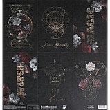 Бумага для скрапбукинга «Магия», 30.5 × 32 см, 190 гм, фото 3