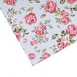 Бумага для скрапбукинга с клеевым слоем «Райский сад», 30,5 × 32 см, 250 г/м, фото 2