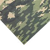 Бумага для скрапбукинга с клеевым слоем «Милитари», 30,5 × 32 см, 250 г/м, фото 2