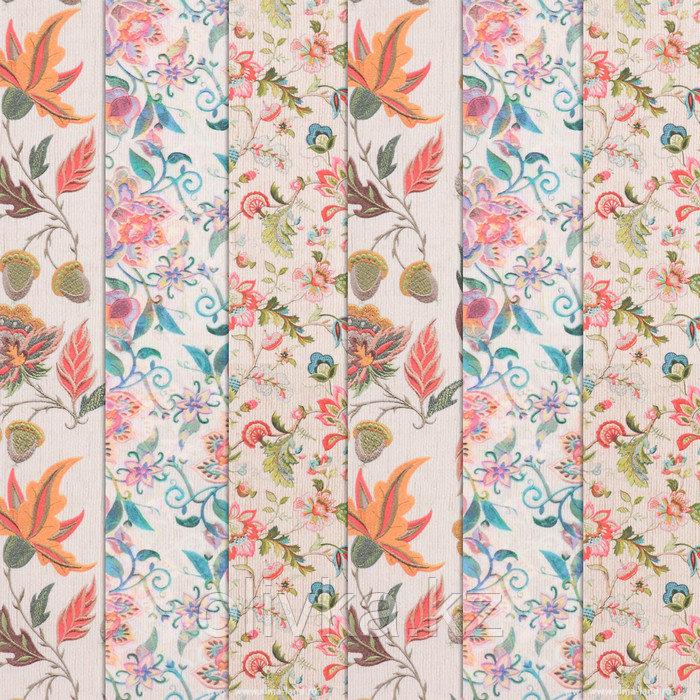 Бумага для творчества «Ручная вышивка», 6 шт, 16 × 16 см