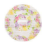 Бумага для творчества «Акварельные цветы», 6 шт, 16 × 16 см, фото 2