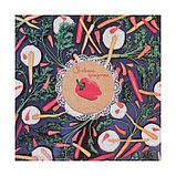 Бумага для творчества «Овощная грядка», 6 шт, 16 × 16 см, фото 3