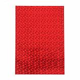 """Набор цветной голографической бумаги """"ЦВЕТЫ"""", А4,  8 шт, микс 80 г/м2, 21х29,7 см, фото 2"""